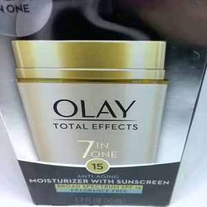 Olay total effects 7 in one 1.7oz new in box